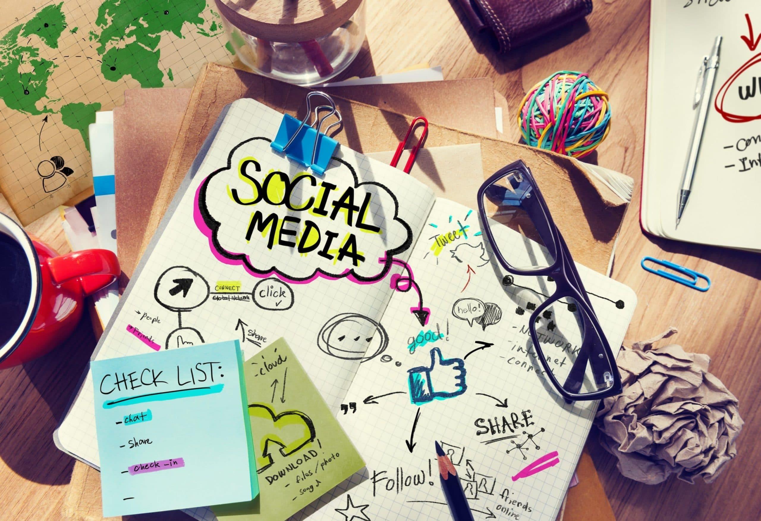 Social Media de Basis